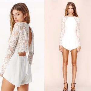 The Jetset Diaries Climbing the Wall Romper